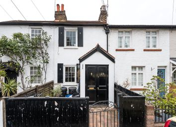 Thumbnail 2 bedroom terraced house for sale in Lion Road, Twickenham