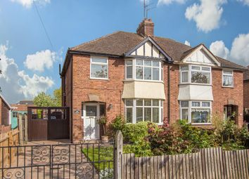 Thumbnail 3 bedroom semi-detached house for sale in Adkins Corner, Perne Road, Cambridge