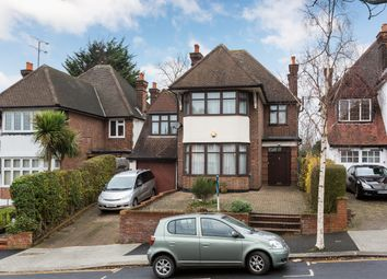 Thumbnail 4 bed detached house for sale in Armitage Road, London