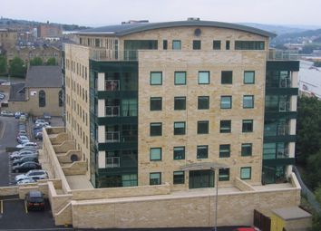 Thumbnail 2 bed flat to rent in Stonegate House, Bradford