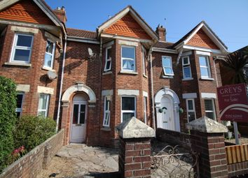 Thumbnail 3 bed terraced house for sale in Blandford Road, Hamworthy, Poole