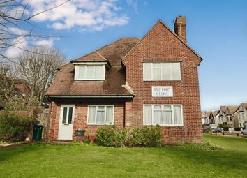 Thumbnail 2 bed flat for sale in Rectory Close, Glebe Villas, Hove