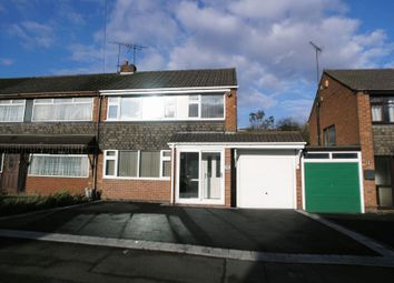 Thumbnail 3 bed semi-detached house for sale in Dudley, Netherton, Lynbrook Close