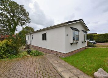 Thumbnail 3 bed mobile/park home for sale in Fell View Park, Gosforth, Seascale