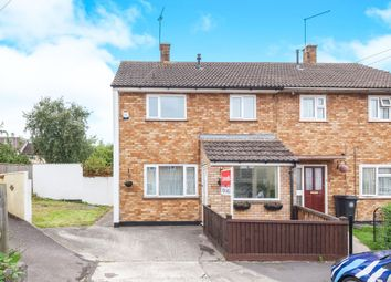 Thumbnail 3 bedroom semi-detached house for sale in Hosey Walk, Bishopsworth, Bristol