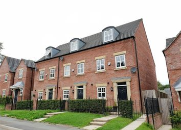 Thumbnail 3 bed town house to rent in Hulme Road, Radcliffe, Manchester