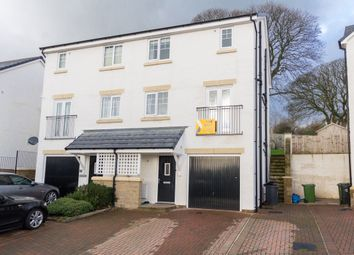 Thumbnail 3 bedroom town house for sale in Union Close, Ulverston, Cumbria
