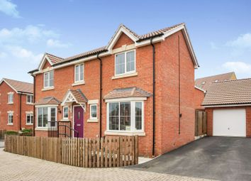 Bootmaker Crescent, Raunds NN9. 4 bed detached house for sale