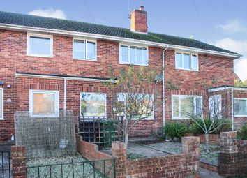 3 bed terraced house for sale in Draycott Close, Exeter EX2