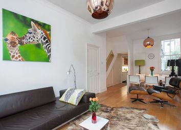 Thumbnail 4 bed terraced house to rent in Kerrison Road, London