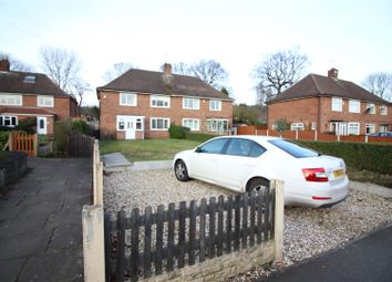Thumbnail 3 bed semi-detached house for sale in Peache Way, Chilwell Lane, Bramcote, Nottingham