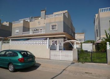 Thumbnail 4 bed semi-detached house for sale in Playa Flamenca, Alicante, Spain