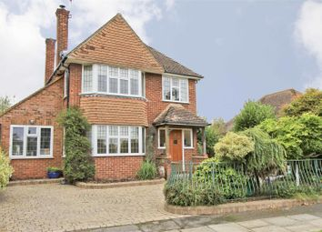Thumbnail 4 bed detached house for sale in St. Georges Drive, Ickenham