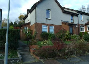 Thumbnail 3 bed end terrace house to rent in Antonine Gardens, Duntocher, Clydebank