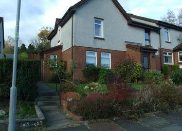 Thumbnail 3 bedroom end terrace house to rent in Antonine Gardens, Duntocher, Clydebank