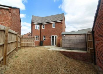 Thumbnail 3 bed detached house for sale in Skimmer Close, Dragonfly Meadows, Northampton