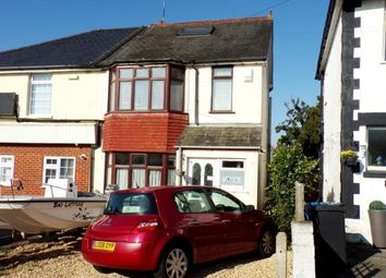 Thumbnail 3 bed semi-detached house for sale in Fortescue Road, Parkstone, Poole