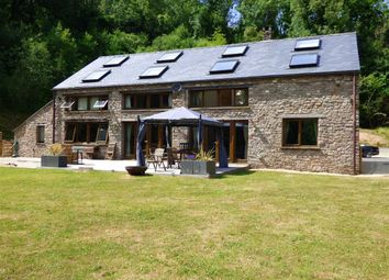Thumbnail 6 bed detached house for sale in Rose, Well Lane, Llanvair Discoed, Chepstow