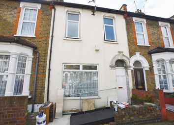Thumbnail 3 bedroom terraced house for sale in Humberstone Road, Plaistow, London