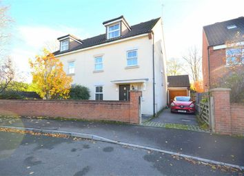 Thumbnail 4 bed semi-detached house for sale in Uptons Garden, Whitminster, Gloucester