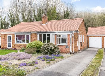 Thumbnail 2 bed bungalow for sale in Beatswell Lawn, North Stainley, Ripon