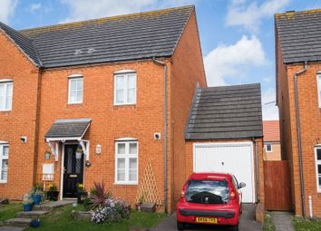 Thumbnail 3 bed semi-detached house for sale in Cwrt Newton Pool, Rhoose, Barry