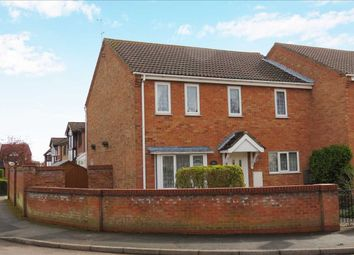 Thumbnail 4 bed semi-detached house for sale in Cobham Close, Heckington, Sleaford