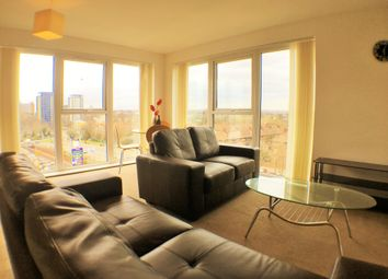 Thumbnail 3 bed flat to rent in Ladywell Point, Pilgrims Way, Salford, Greater Manchester