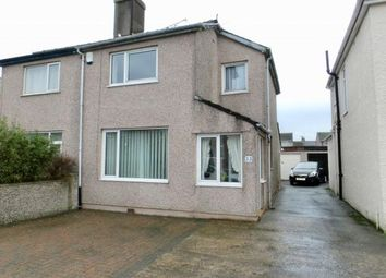 Thumbnail 3 bedroom semi-detached house for sale in Thirlmere Avenue, Workington, Cumbria