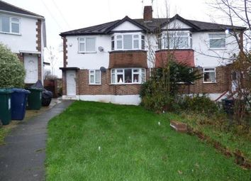 Thumbnail 2 bed maisonette to rent in Meadway Close, Barnet, Hertfordshire