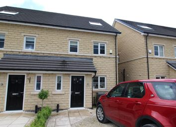 4 bed semi-detached house for sale in Lambgates Lane, Hadfield, Glossop SK13