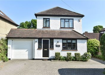 Thumbnail 4 bed detached house for sale in Chapel Lane, Bagshot, Surrey