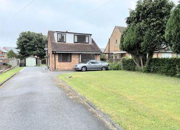 Thumbnail 3 bed detached bungalow for sale in Woodville Road, Hartshorne, Swadlincote