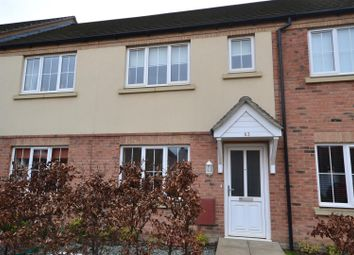 Thumbnail 2 bedroom terraced house to rent in Yeomans Way, Littleport, Ely