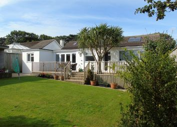 Thumbnail 5 bedroom detached bungalow for sale in Porthrepta Road, Carbis Bay, St Ives, Cornwall