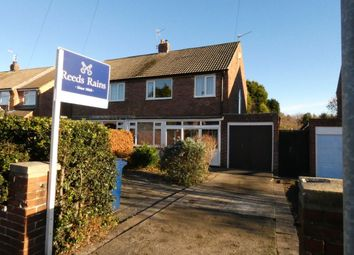 Thumbnail 3 bed semi-detached house for sale in Acomb Crescent, Red House Farm, Newcastle Upon Tyne