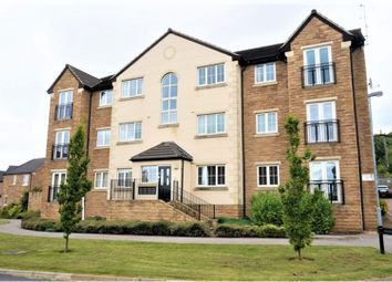 Thumbnail 2 bed flat for sale in Wooley Edge Lane, Barnsley