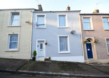4 bed terraced house for sale in Gwyther Street, Pembroke Dock SA72