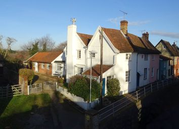 Thumbnail 3 bed town house for sale in Bosmere Court, The Causeway, Needham Market, Ipswich