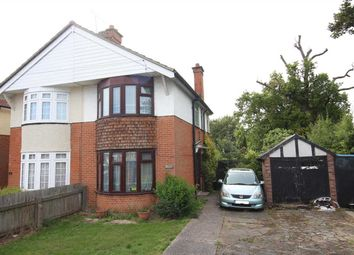 Thumbnail 3 bed semi-detached house for sale in Norwich Road, Ipswich