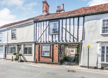 3 bed property for sale in East Street, Coggeshall, Colchester CO6