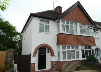 Thumbnail 3 bed property to rent in Burford Road, Horsham