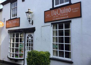 Thumbnail Restaurant/cafe for sale in 3 Little Church Lane, Tamworth