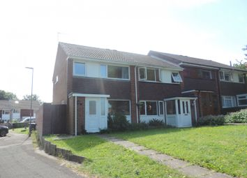 Thumbnail 3 bedroom end terrace house to rent in Noble Road, Hedge End, Southampton