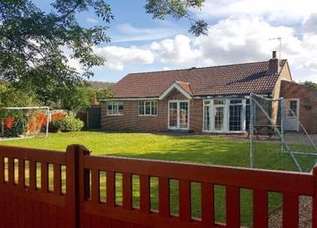 Thumbnail 4 bed bungalow to rent in Melton Road, Sprotbrough, Doncaster