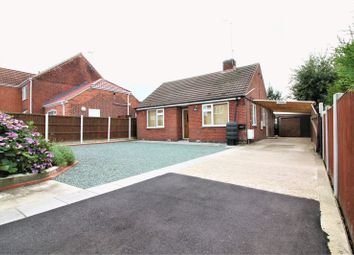Thumbnail 2 bed detached bungalow for sale in Central Avenue, Walesby, Newark