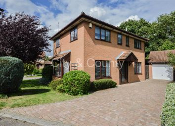 Thumbnail 4 bed detached house for sale in The Orchards, Orton Waterville, Peterborough