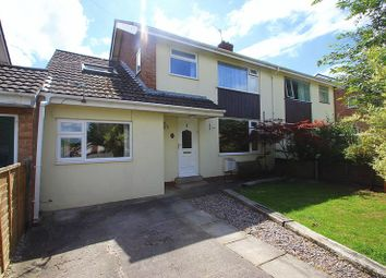 Thumbnail 4 bed semi-detached house for sale in Avalon Estate, Glastonbury