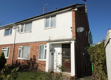 Thumbnail 2 bed flat for sale in Ranton Way, Leicester