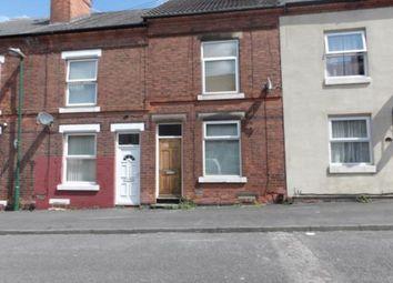 Thumbnail 2 bedroom terraced house for sale in Monsall Street, Nottingham